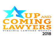 Up and coming lawyer