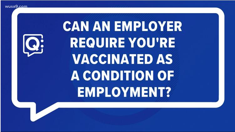 COVID 19 Vaccination Laws