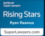 Ryen Rasmus Super Lawyers 2021
